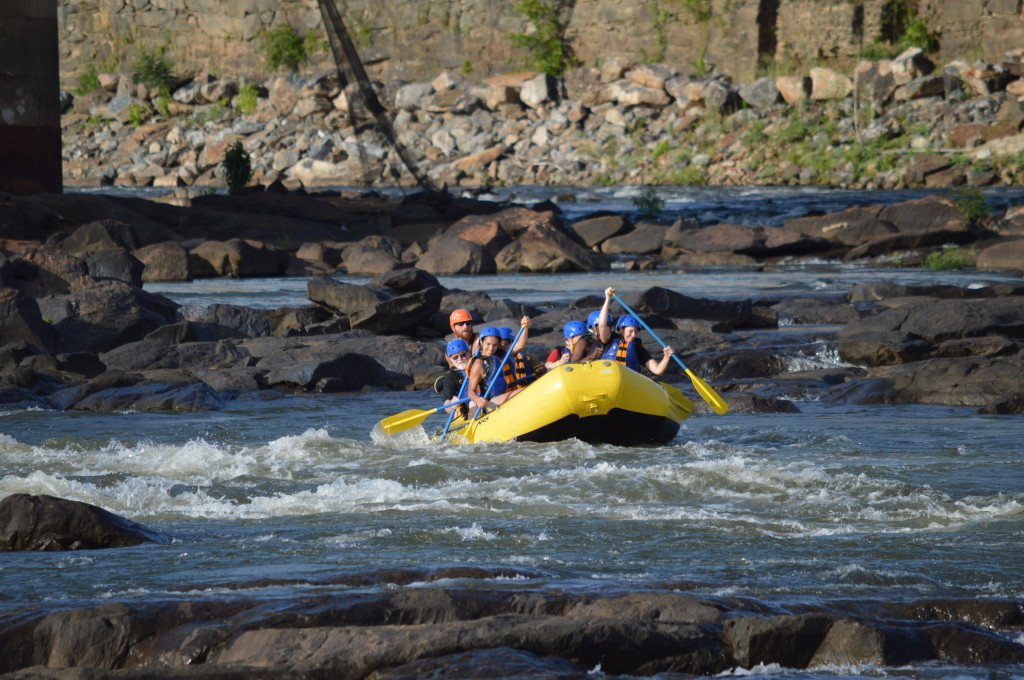 White Water Rafting GA