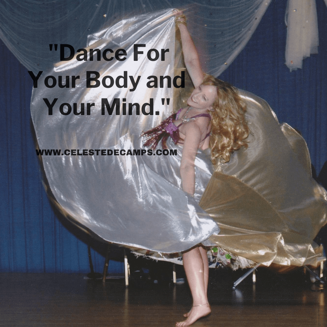 """Dance for your body and your mind."""